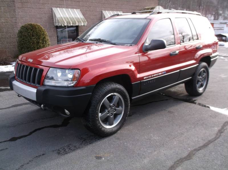 Elegant 2004 Jeep Grand Cherokee For Sale At Depot Auto Sales Inc In Palmer MA