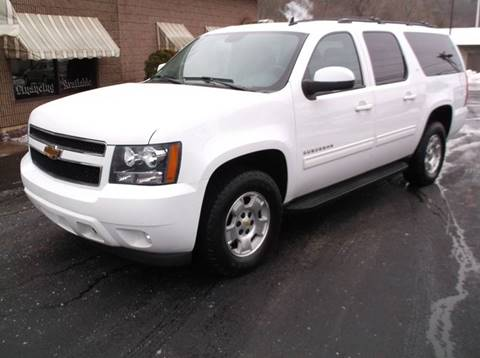 2011 Chevrolet Suburban for sale at Depot Auto Sales Inc in Palmer MA