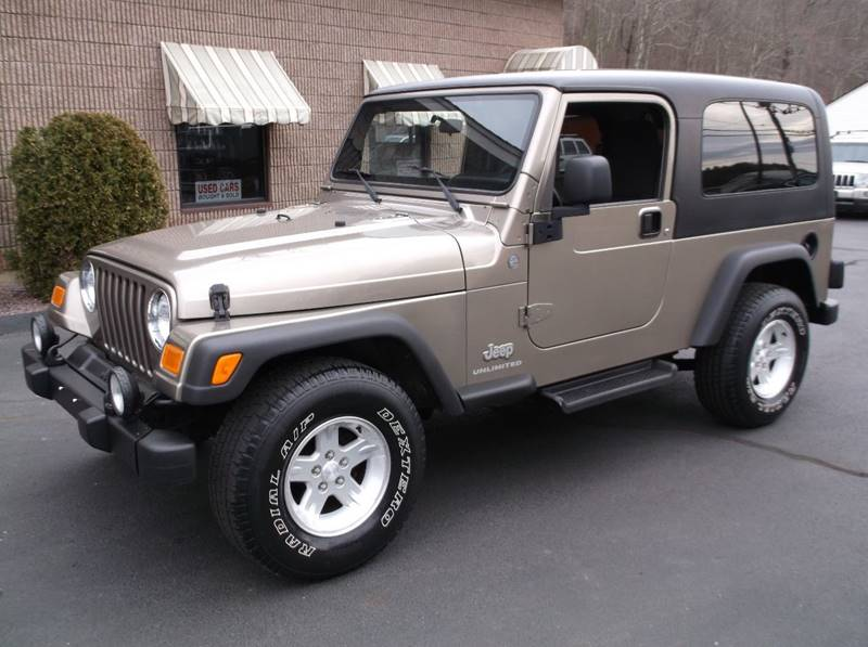 Good 2004 Jeep Wrangler Unlimited