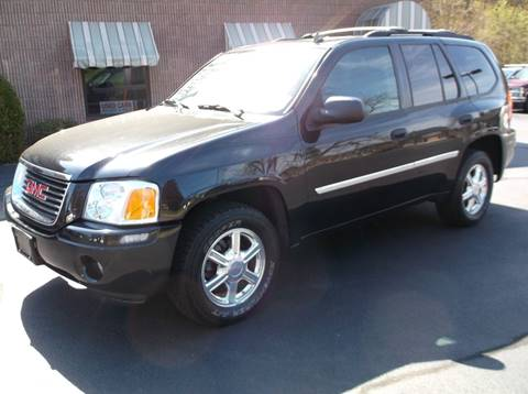 2008 GMC Envoy for sale at Depot Auto Sales Inc in Palmer MA