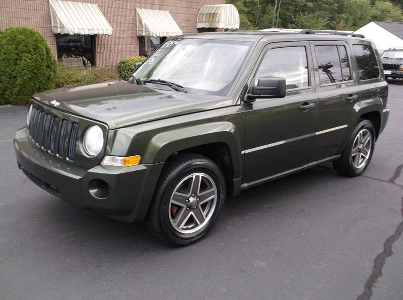 2008 Jeep Patriot For Sale At Depot Auto Sales Inc In Palmer MA