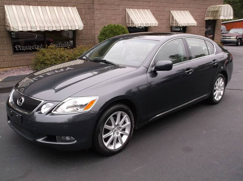 2006 Lexus GS 300 For Sale At Depot Auto Sales Inc In Palmer MA