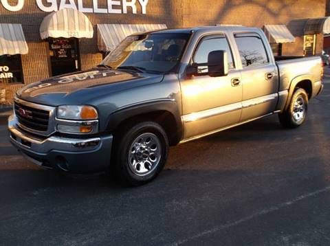 2006 GMC Sierra 1500 for sale at Depot Auto Sales Inc in Palmer MA