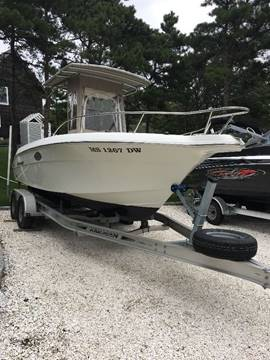 2001 Wellcraft 210 FISHERMAN for sale at Depot Auto Sales Inc in Palmer MA