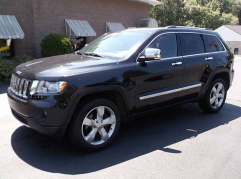 2011 Jeep Grand Cherokee for sale at Depot Auto Sales Inc in Palmer MA