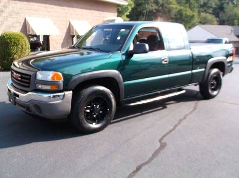 2007 GMC Sierra 1500 Classic for sale at Depot Auto Sales Inc in Palmer MA