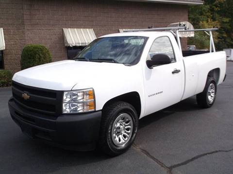 2011 Chevrolet Silverado 1500 for sale at Depot Auto Sales Inc in Palmer MA