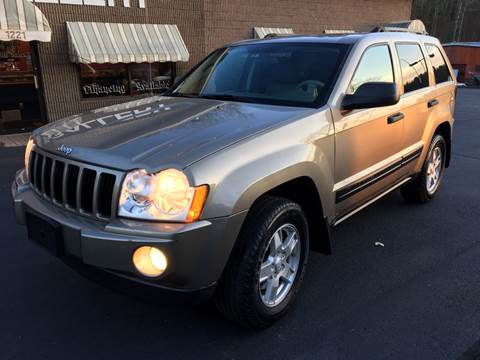 2005 Jeep Grand Cherokee for sale at Depot Auto Sales Inc in Palmer MA