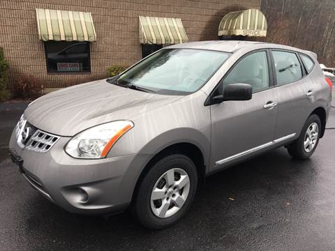 2011 Nissan Rogue for sale at Depot Auto Sales Inc in Palmer MA