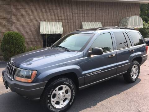 2001 Jeep Grand Cherokee for sale at Depot Auto Sales Inc in Palmer MA