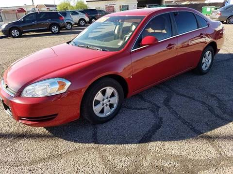 2008 Chevrolet Impala for sale in Chandler AZ