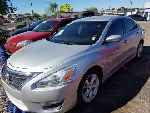 2013 Nissan Altima for sale in Chandler, AZ