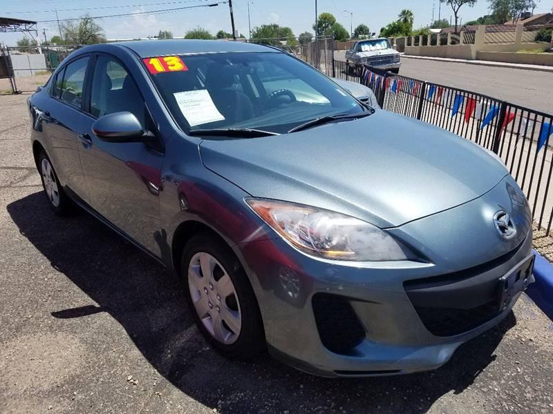 2013 Mazda MAZDA3 For Sale At CAR CITY AUTO SALES LLC In Chandler AZ