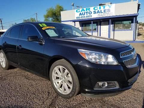 2013 Chevrolet Malibu for sale in Chandler AZ
