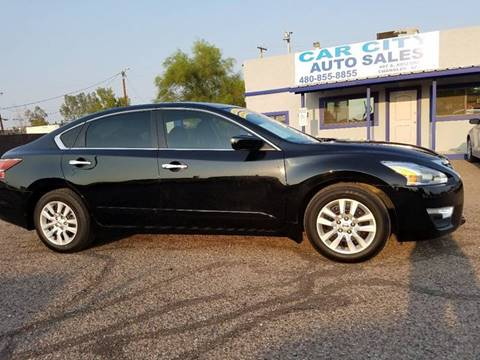 2014 Nissan Altima for sale in Chandler, AZ