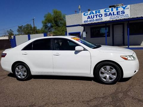2007 Toyota Camry for sale in Chandler AZ