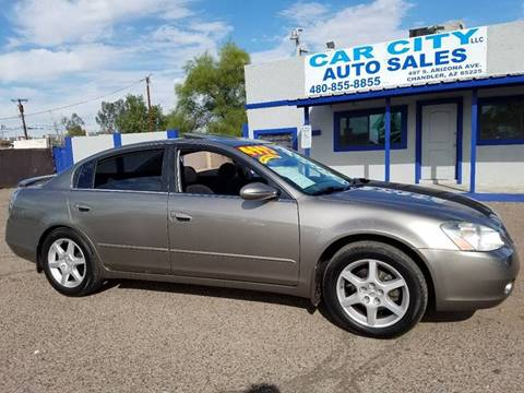 2003 Nissan Altima for sale in Chandler AZ