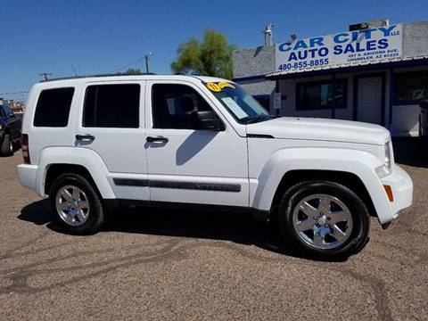 2011 Jeep Liberty for sale in Chandler, AZ