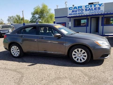 2014 Chrysler 200 for sale in Chandler AZ
