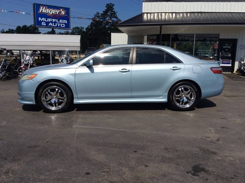 2007 Toyota Camry for sale at US 1 Auto Sales in Graniteville SC