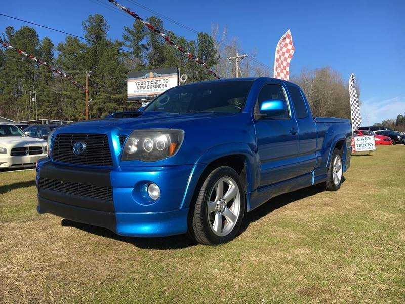 2006 toyota tacoma x runner v6 in graniteville sc us 1 auto sales. Black Bedroom Furniture Sets. Home Design Ideas