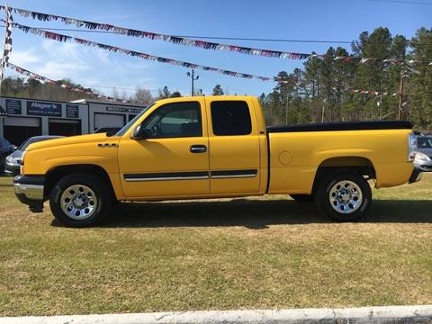 2006 Chevrolet Silverado 1500 for sale in Graniteville, SC