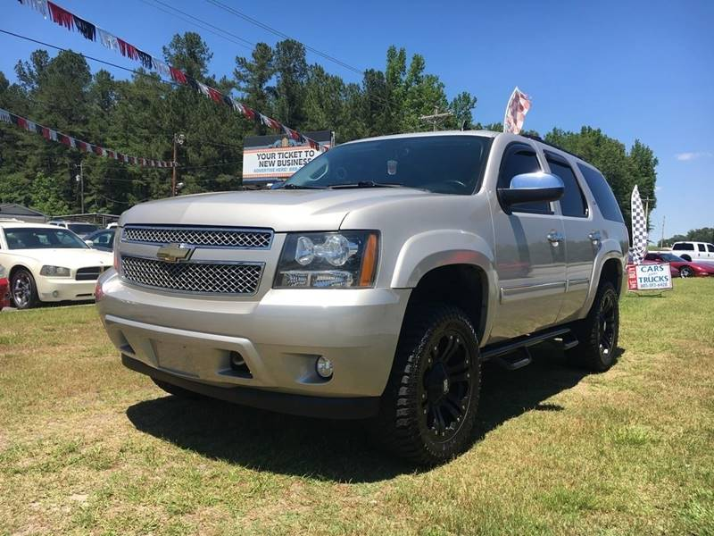 2009 Chevrolet Tahoe for sale at US 1 Auto Sales in Graniteville SC