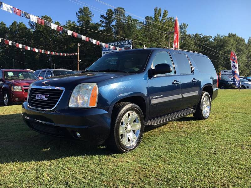 2007 GMC Yukon XL for sale at US 1 Auto Sales in Graniteville SC