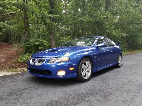 2006 Pontiac GTO for sale in Graniteville, SC