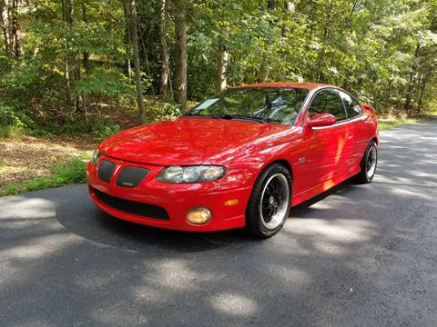 2004 Pontiac GTO for sale in Graniteville, SC