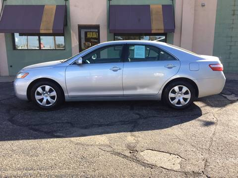 2007 Toyota Camry for sale in Wyoming, MI