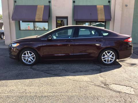 2013 Ford Fusion for sale in Wyoming, MI