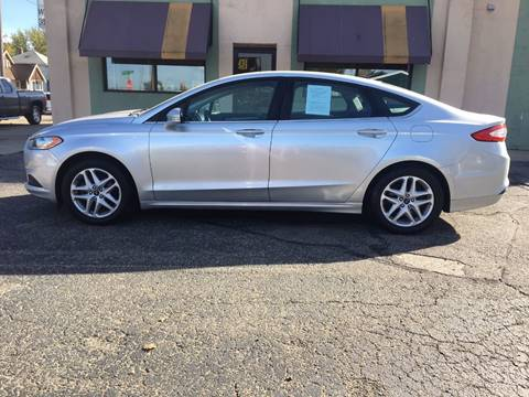 2014 Ford Fusion for sale in Wyoming, MI