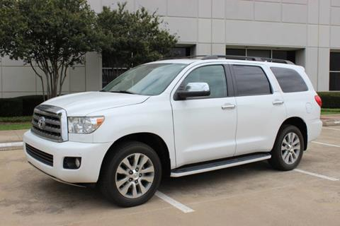 2014 Toyota Sequoia for sale in Carrollton, TX