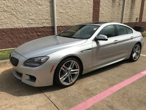 2013 BMW 6 Series for sale in Carrollton, TX