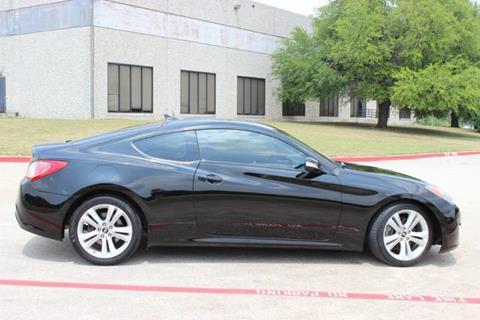 2010 Hyundai Genesis Coupe for sale in Carrollton, TX