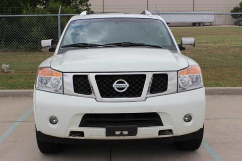 2013 Nissan Armada for sale in Carrollton, TX