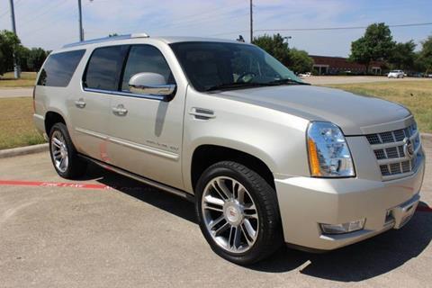 2013 Cadillac Escalade ESV for sale in Carrollton, TX