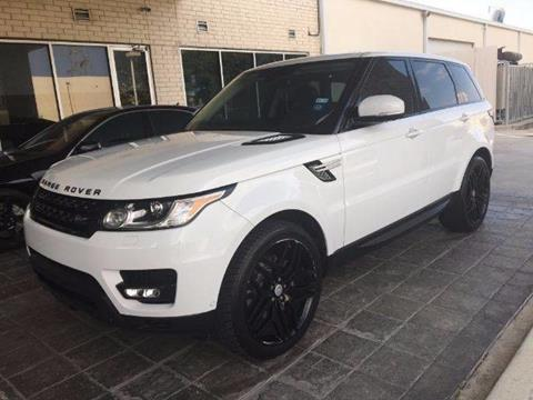 2014 Land Rover Range Rover Sport for sale in Carrollton, TX