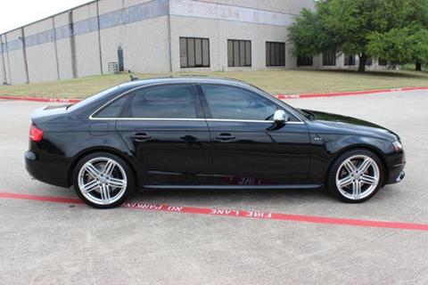 2012 Audi S4 for sale in Carrollton, TX