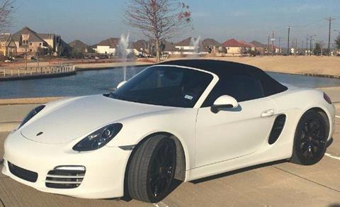 2013 Porsche Boxster for sale in Carrollton, TX