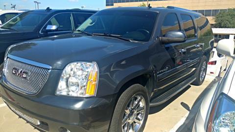 2008 GMC Yukon XL for sale in Carrollton, TX