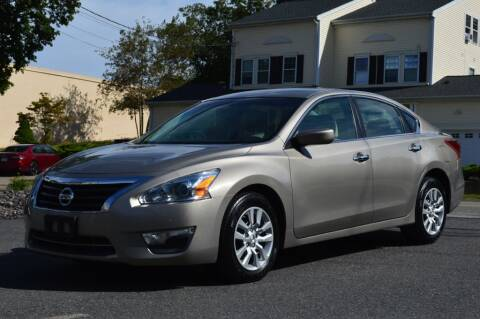 2013 Nissan Altima for sale at LARIN AUTO in Norwood MA
