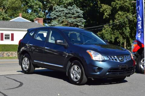 2013 Nissan Rogue for sale at LARIN AUTO in Norwood MA