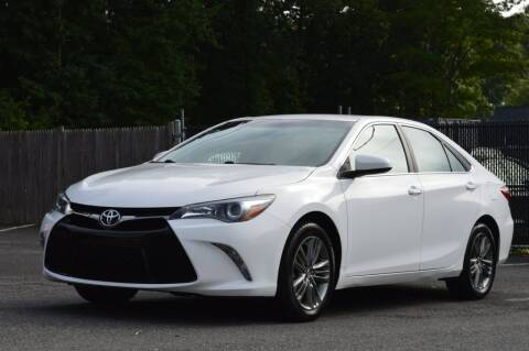 2017 Toyota Camry for sale at LARIN AUTO in Norwood MA