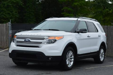 2015 Ford Explorer for sale at LARIN AUTO in Norwood MA