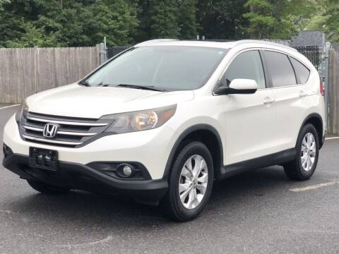 2014 Honda CR-V for sale at LARIN AUTO in Norwood MA