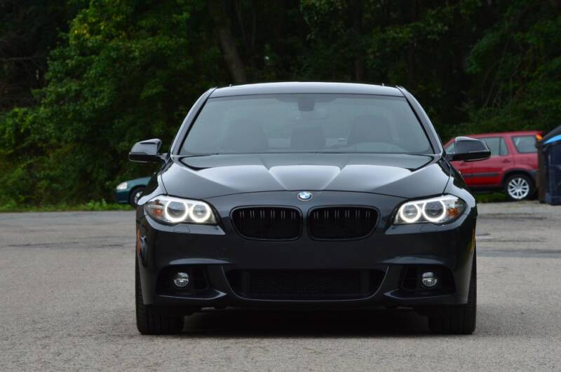2014 BMW 5 Series for sale at LARIN AUTO in Norwood MA