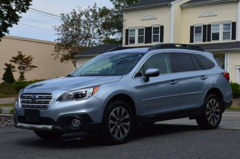 2017 Subaru Outback for sale at LARIN AUTO in Norwood MA