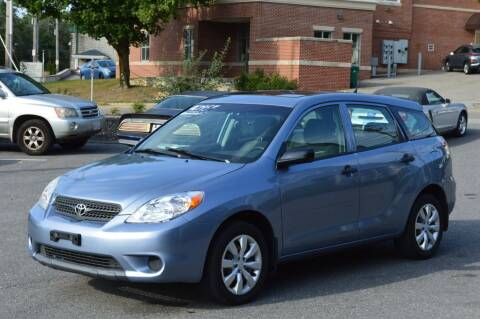 2007 Toyota Matrix for sale at LARIN AUTO in Norwood MA